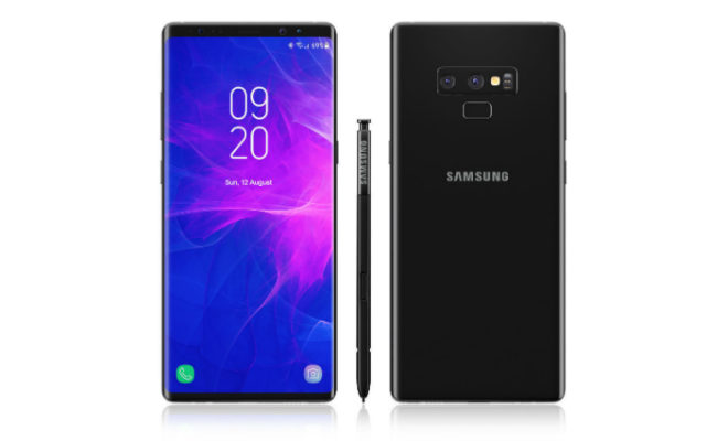 samsung note 9 - photo #34