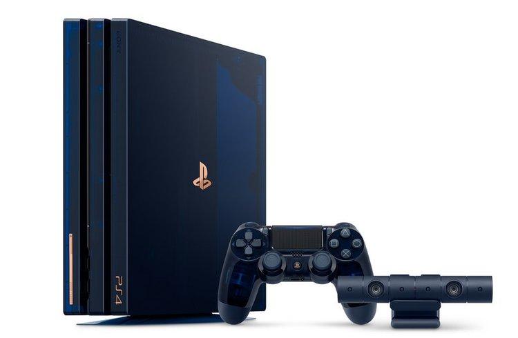 Translucent PS4 Pro