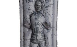 Han Solo Frozen in Carbonite Inflatable Costume