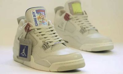 Game Boy-Themed Jordans