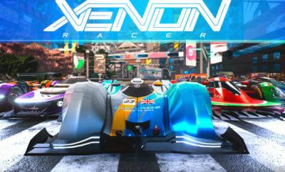 Xenon Arcade Racer