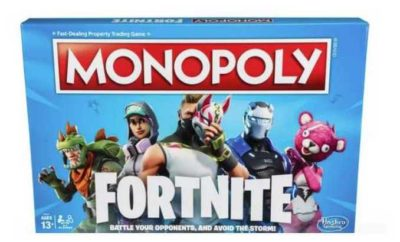 'Fortnite' Monopoly