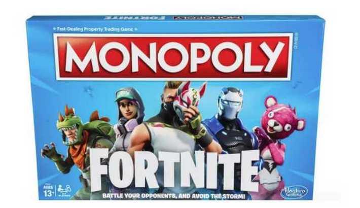 'Fortnite' Monopoly