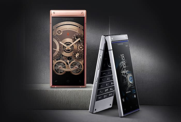 Samsung W2019 Flip Phone is Official Now - GameNGadgets