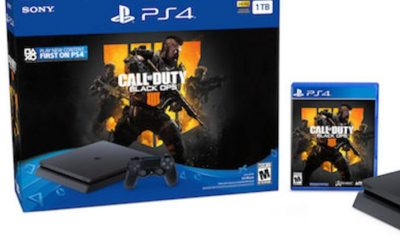 Sony Black Ops 4 Bundle