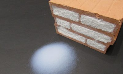 Aerogel Bricks