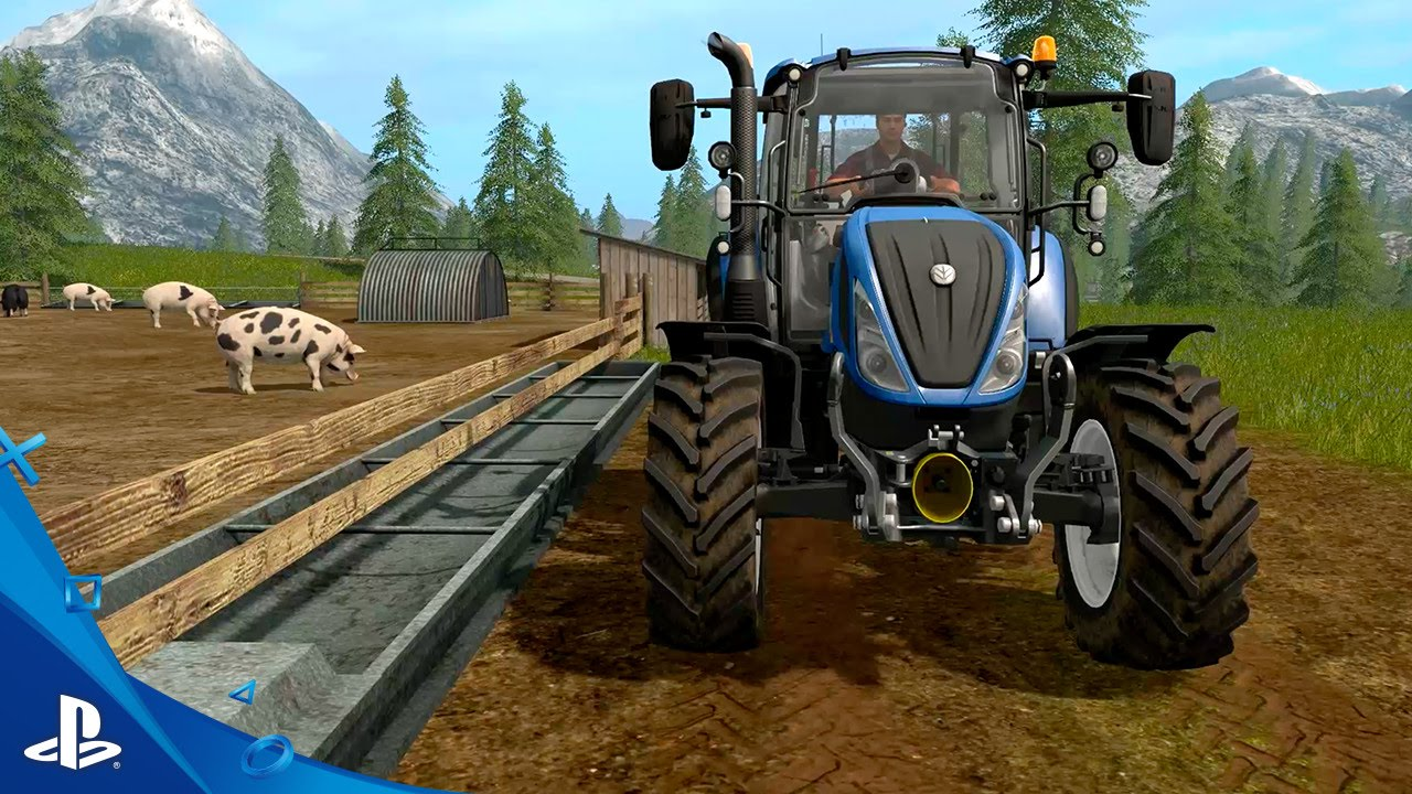 Farming Simulator (2008)