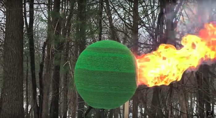 Giant Sphere