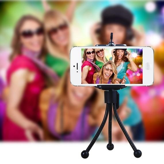 Haweel® Flexible Mobile Phone Tripod