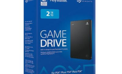 PlayStation 4 Game Drive