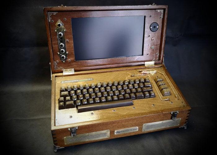 Steampunk Commodore 64