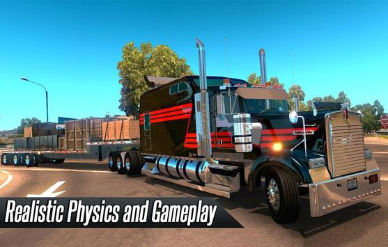 5 Best Truck Driving Simulator Games for Android 2019