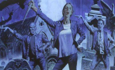 The Buffy The Vampire Slayer