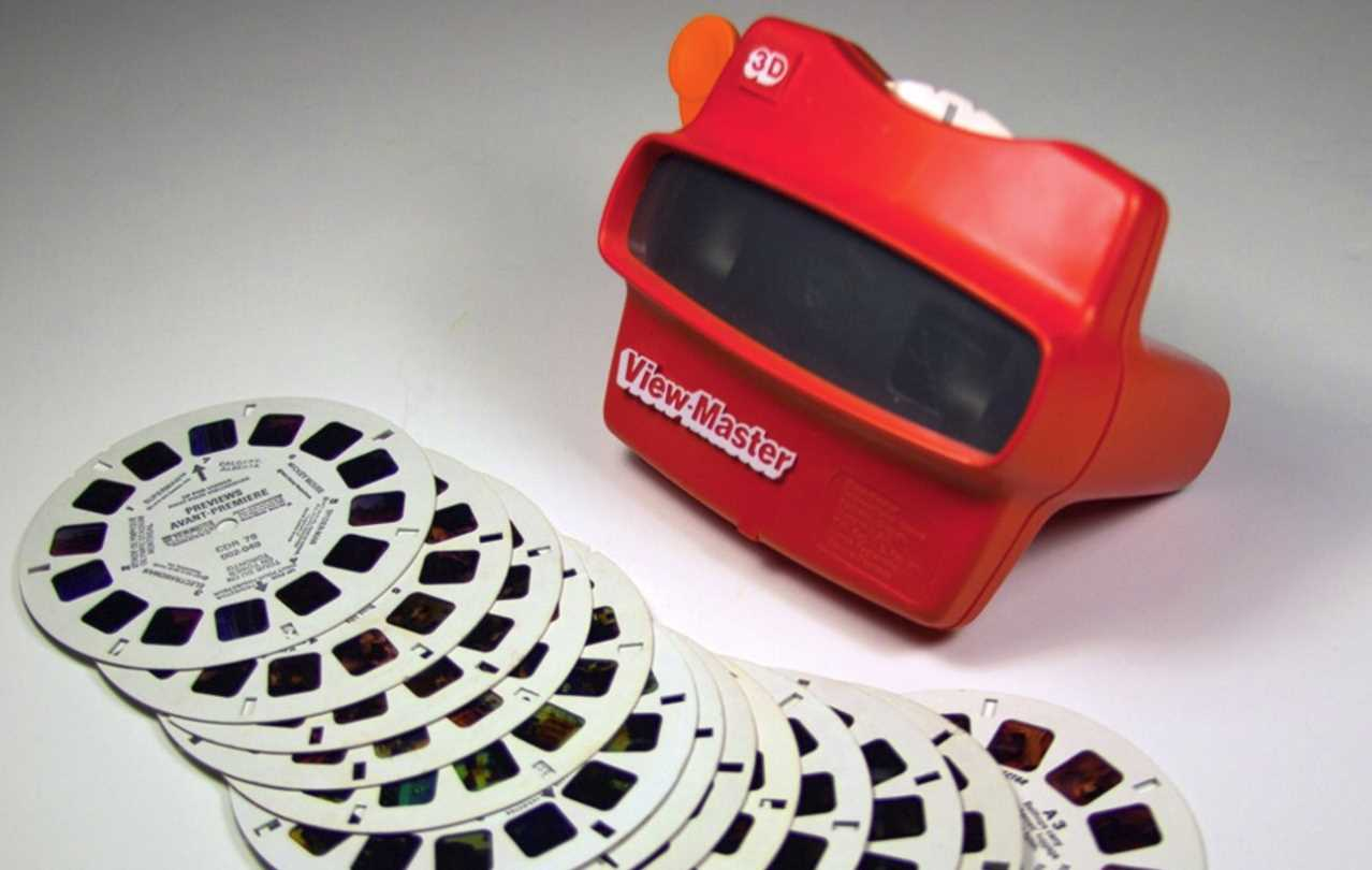 Mattel-View-Master