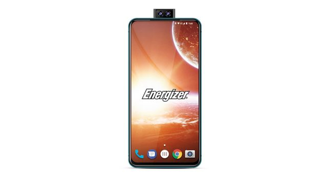 Energizer-branded phone