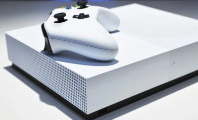 Disk-less Xbox One S