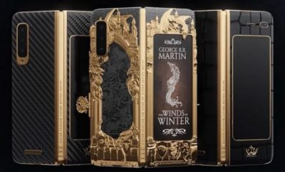Game of Thrones Themed Samsung Galaxy Fold