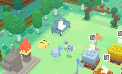 POKEMON Mobile Game