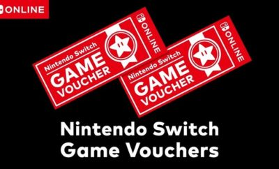 Nintendo Game Voucher