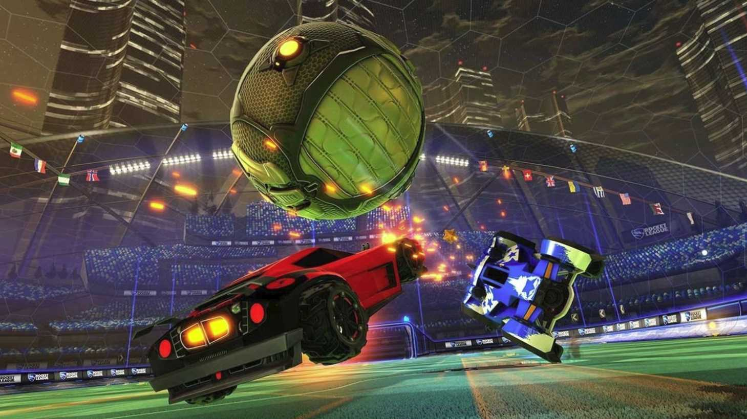 Epic Games Buys Psyonix and ROCKET LEAGUE Will Soon Be ...