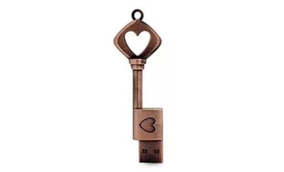 Vintage Key Shaped USB