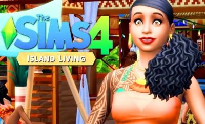 SIMS 4 Island Living