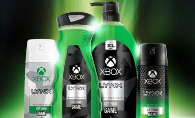 Xbox Deodorant