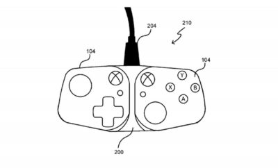 Microsoft New Controllers for Mobile Phones