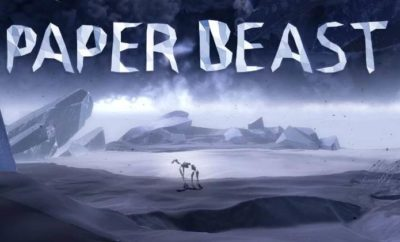 PlayStation VR Paper Beast