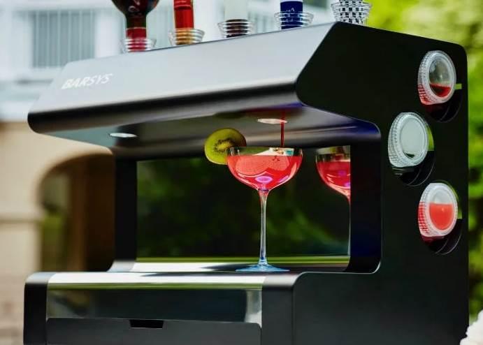Robot Bartender