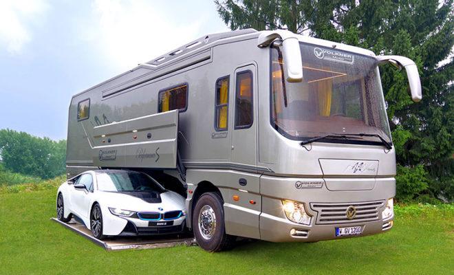 Volkner Mobil Motorhome