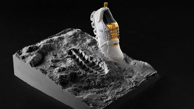 Moon Landing-Inspired Shoes