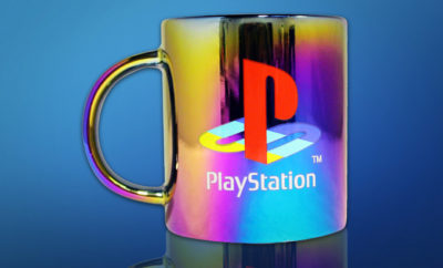PlayStation-Themed Mug