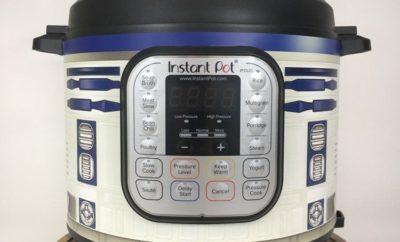 Instant Pots Into R2-D2 or BB-8