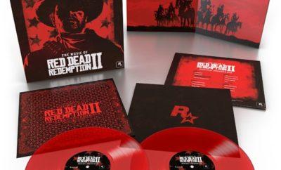Red Dead Redemption 2 Vinyl