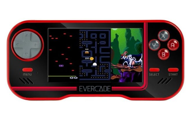 Evercade Retro Handheld System