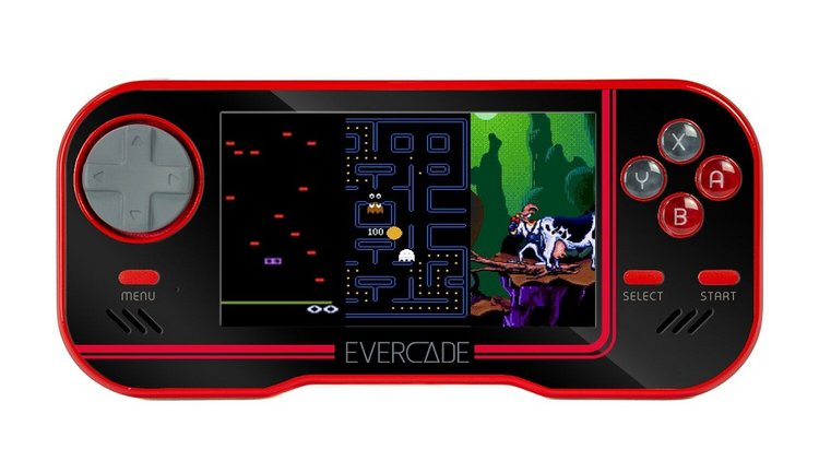 Evercade Retro Handheld System
