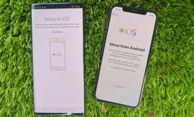 Switching from Android to the iPhone 11