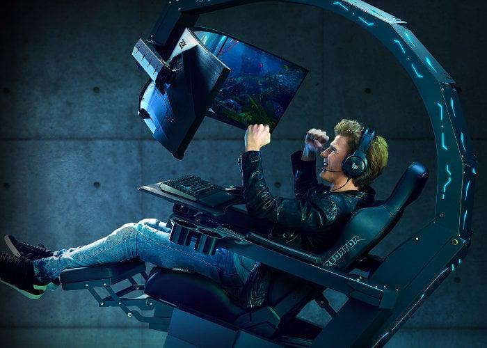 Incredibly Designed 14 000 Predator Thronos Air Gaming