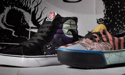 THE NIGHTMARE BEFORE CHRISTMAS Shoes