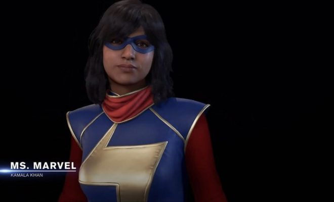 Kamala Khan (a.k.a. Ms. Marvel)