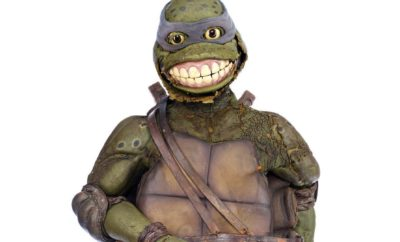 TEENAGE MUTANT NINJA TURTLES Movie Costume