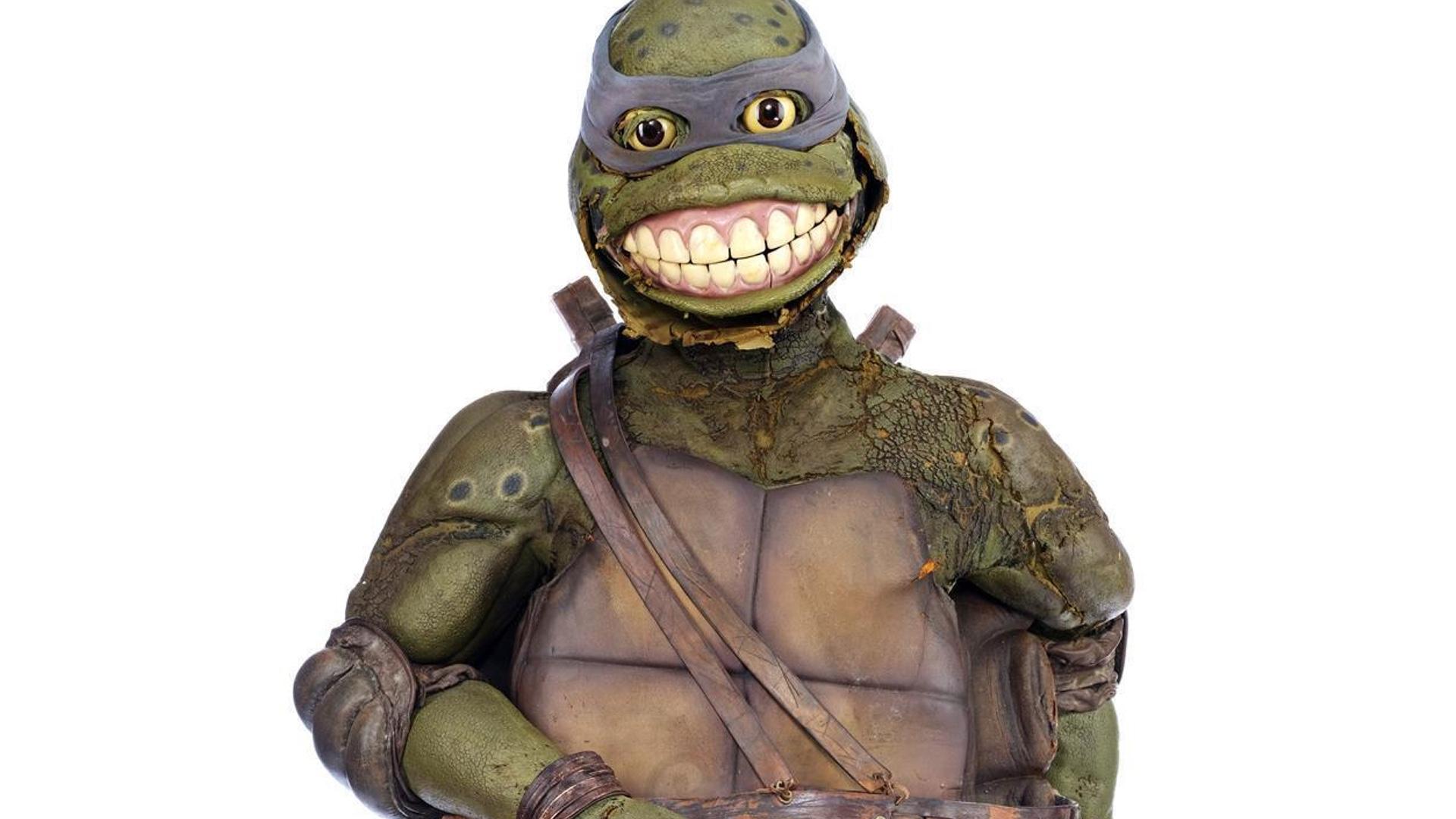TEENAGE MUTANT NINJA TURTLES Movie Costume