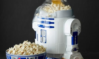 Star Wars R2-D2 Popcorn Machine