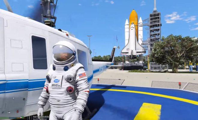 GTA V Rocket Mod