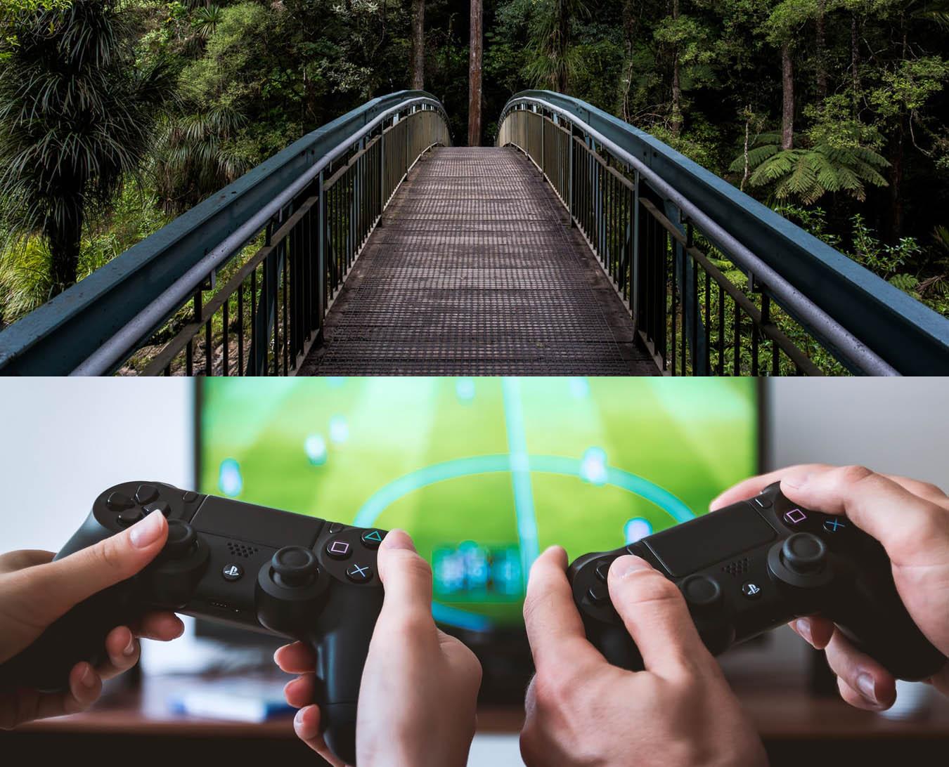 Online Gaming Vs. Outdoor Gaming