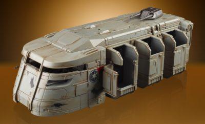 Imperial Troop Transport Vehicle